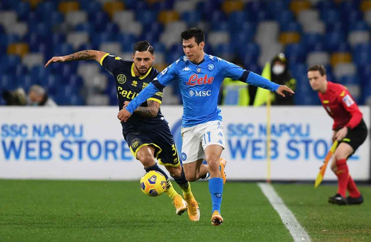 Cuidado con la Copa de Italia Napoli