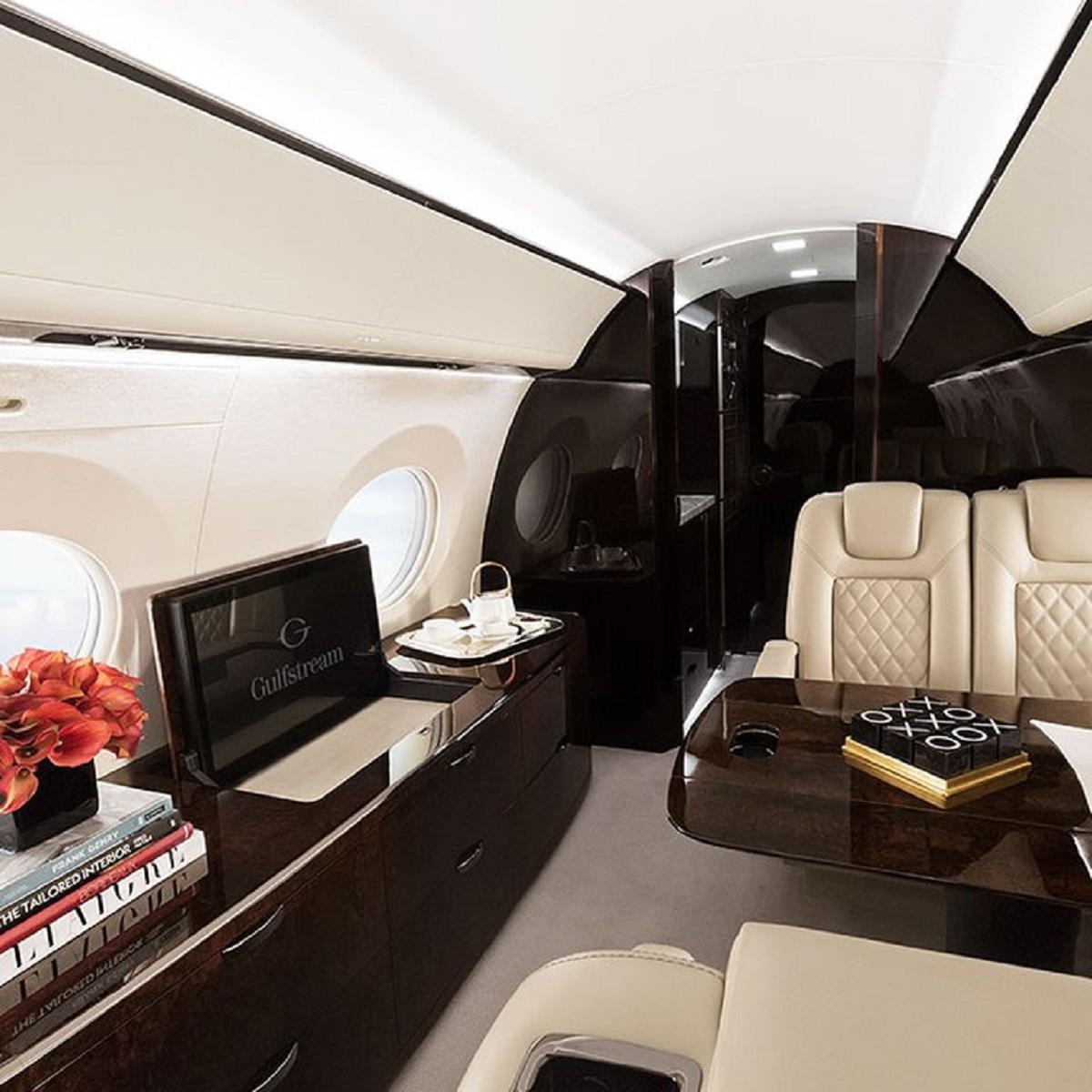 El precio de alquilar un jet privado, Lionel Messi, el presidente argentino Fernández