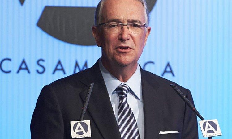 Presidente del Grupo Salinas, Ricardo Salinas Bligo