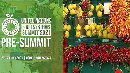 Pre-Cumbre de las Naciones Unidas sobre la Alimentación.  Guterres: Estamos fuera de pista y no estamos perdiendo el tiempo