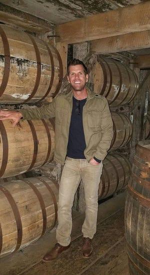 Jeff Paleski, fundador de Distillery No. 21 en Vero Beach